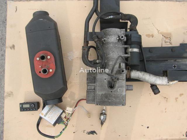 Элтра термо электронный блок управления отопителем