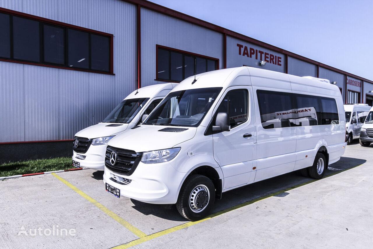 новый пассажирский микроавтобус MERCEDES-BENZ Idilis 519 19+1+1 * 5500kg * *COC* Ready for delivery