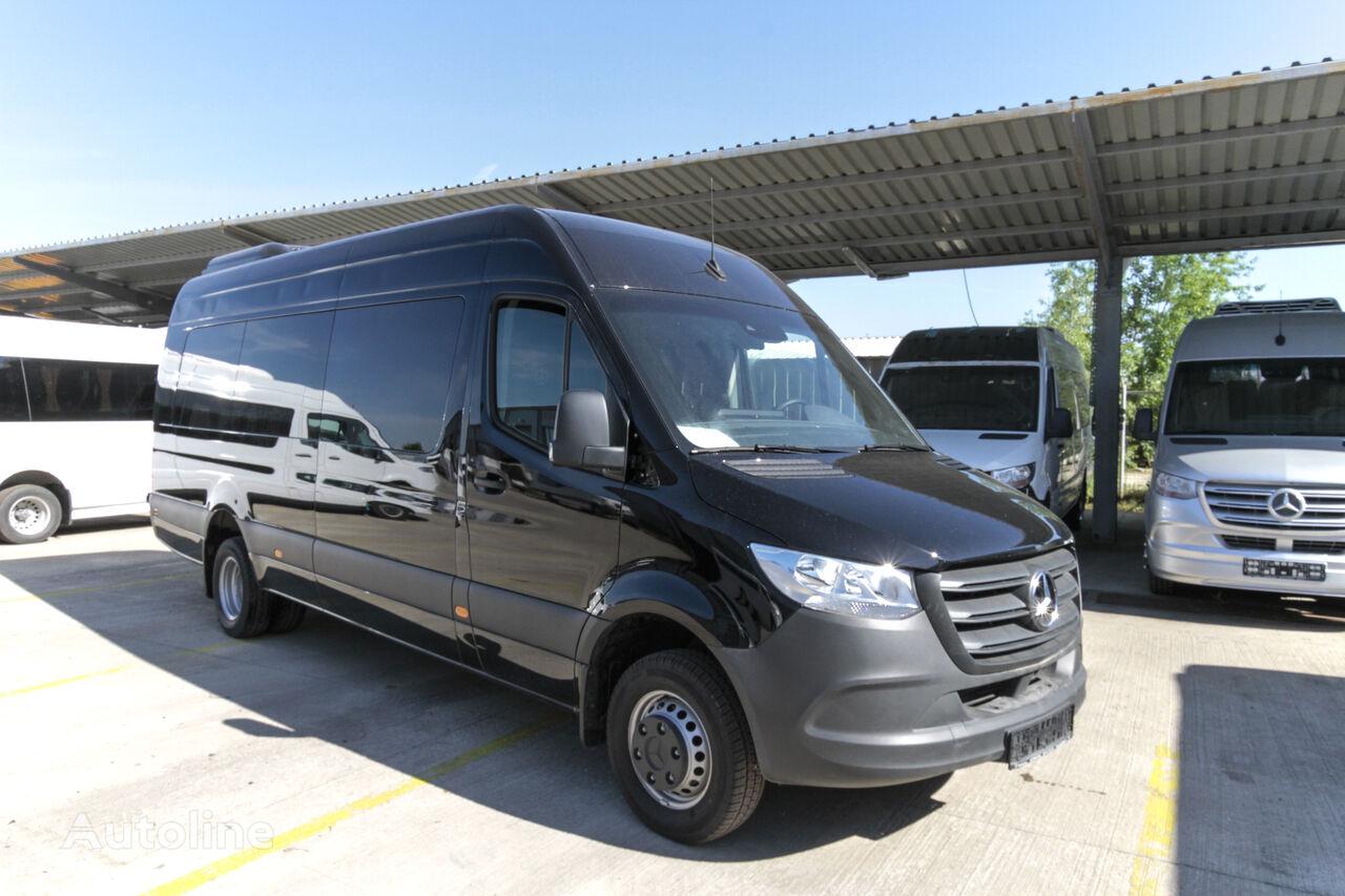новый пассажирский микроавтобус MERCEDES-BENZ 516