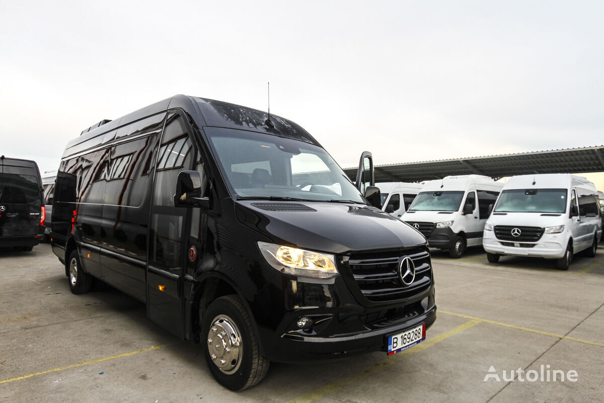 новый пассажирский микроавтобус MERCEDES-BENZ Sprinter 519  *COC* Ready for Delivery