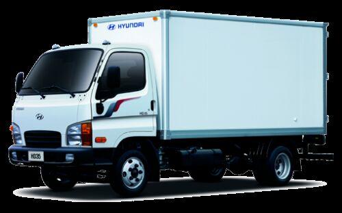 новый автофургон HYUNDAI HD35