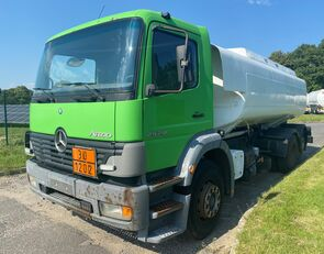 бензовоз MERCEDES-BENZ 2528L Tankwagen