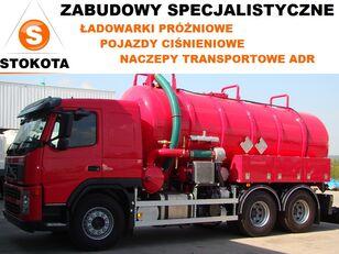 новый битумовоз VOLVO ADR oleje przepracowane