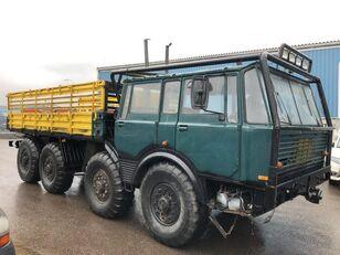 бортовой грузовик TATRA 813 8x8 year 1981 unique oldtimer