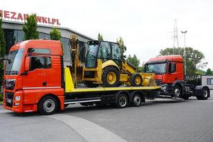 эвакуатор MAN TGX 26.440 XXL , E6 , 6X2 , NEW BODY 7,5m , hydraulic , 2x winch