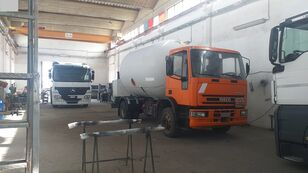 газовоз IVECO 150E23 LPG/GAS CAPACITY 16000LTR + PUMP + LITERS COUNTER