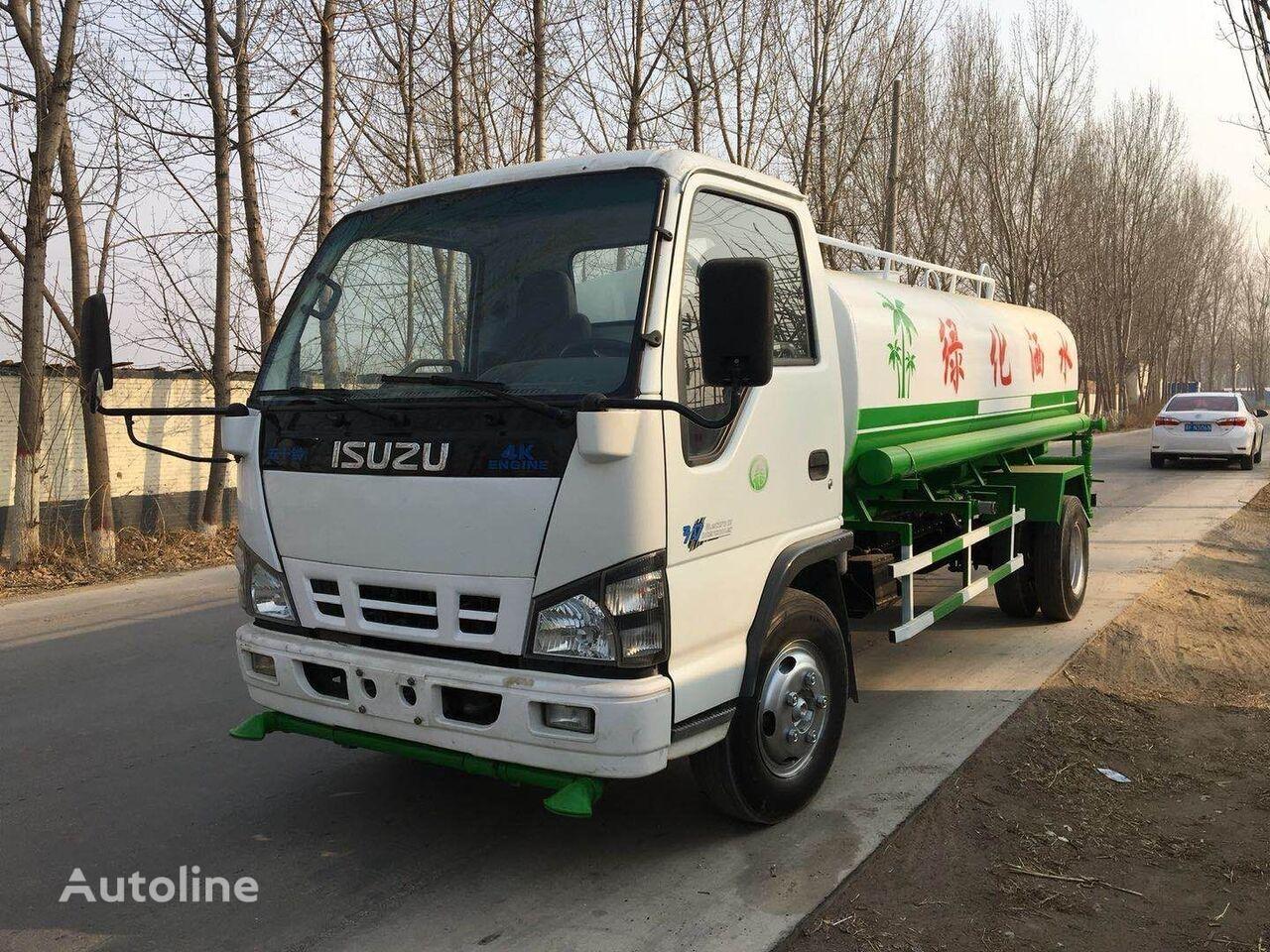 грузовик автоцистерна ISUZU 5000L