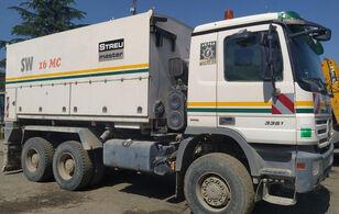 грузовик цементовоз MERCEDES-BENZ ACTROS