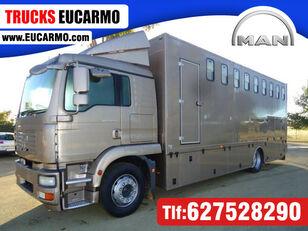 грузовик коневоз MAN TGS 18 280