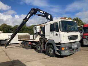 грузовик платформа ERF ECS11