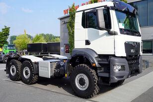 грузовик шасси MAN TGS 33.510 6x6 BB CH / EURO 6D / FACTORY NEW / NEW MODEL