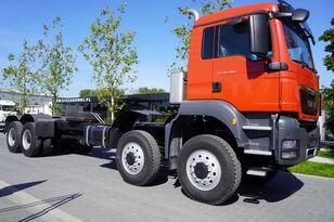 грузовик шасси MAN TGS 41.480 8x6 BB / EURO 5 / FACTORY NEW