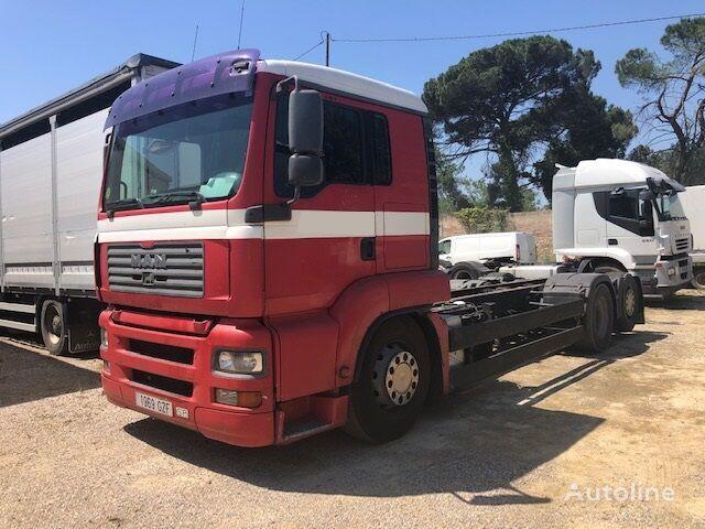 грузовик шасси MAN TGA26.440-6X2-2LL