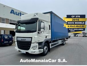 грузовик штора DAF CF SSC 370 EURO6 4X2 CORTINAS