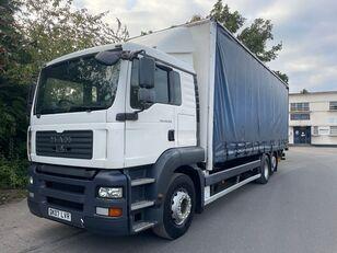 грузовик штора MAN TGA 26.320