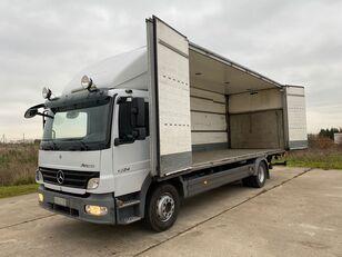 изотермический фургон MERCEDES-BENZ Atego 1224L Open Side