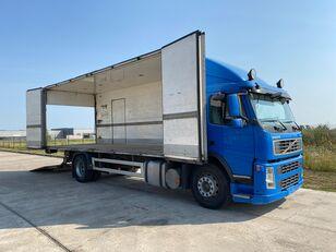 изотермический фургон VOLVO FM9 300HP Open side