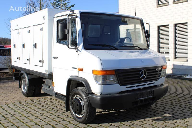 развозчик мороженого MERCEDES-BENZ Vario613D ICE-33°C 182tkm Radstand3150 Euro 5