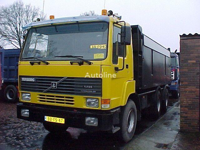 самосвал TERBERG FL1350-WDG1 6x6 Tipper