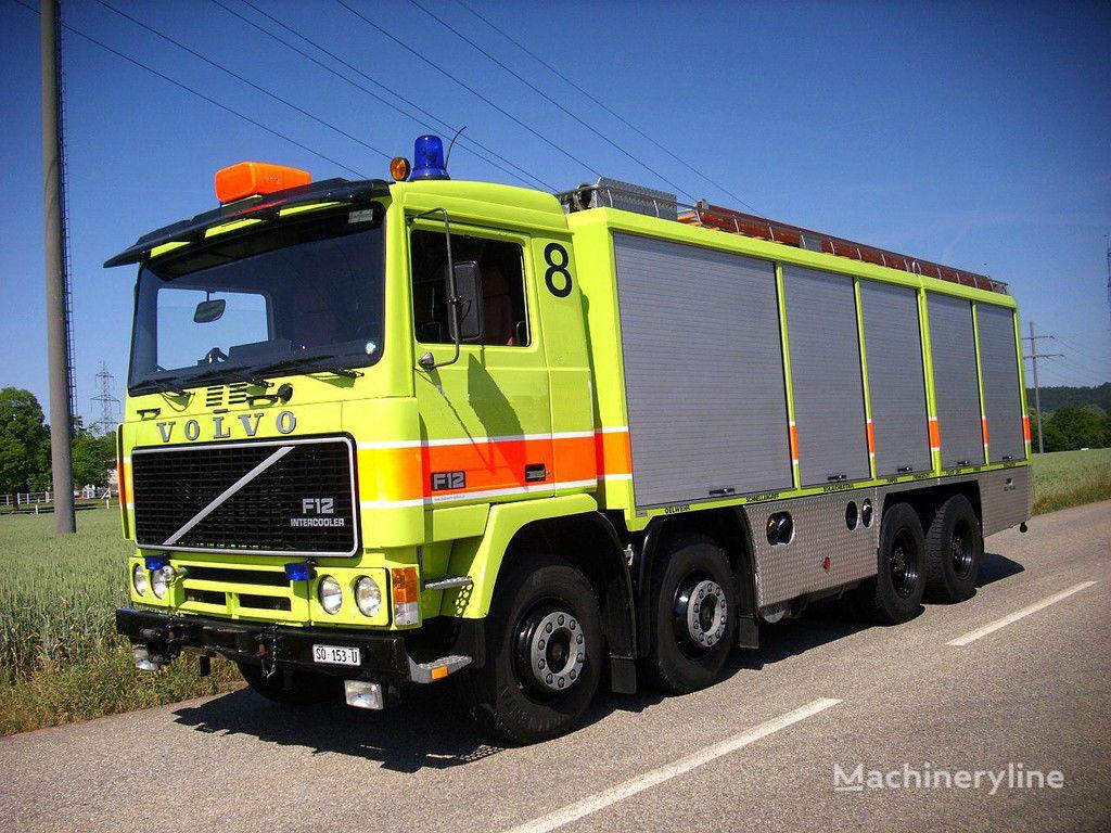 пожарная машина VOLVO F12 Feuerwehr