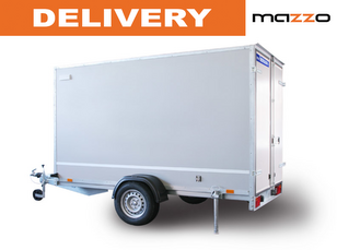 новый легковой прицеп F752413D 2.48x1.35x1.5m gvw 750kg! Box trailer