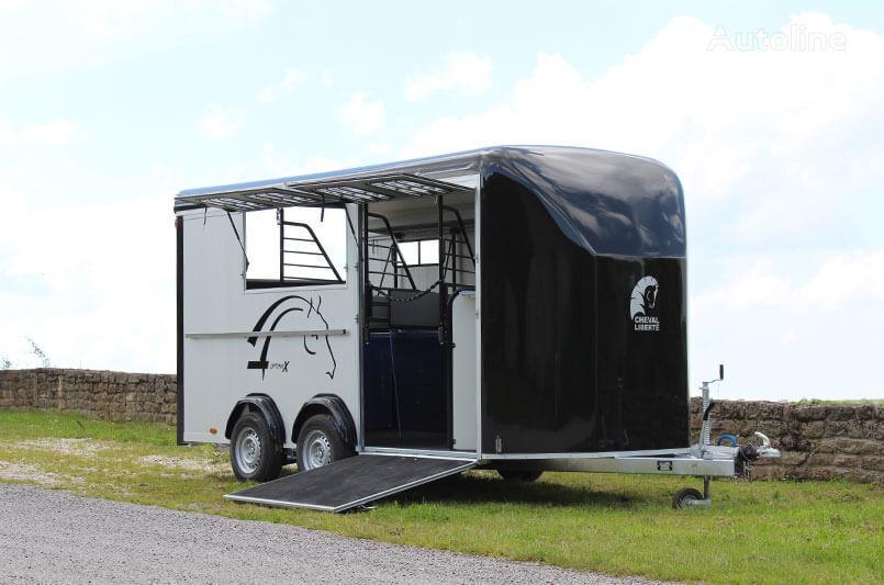новый прицеп коневоз CHEVAL LIBERTE OPTIMAX 4 horses trailer