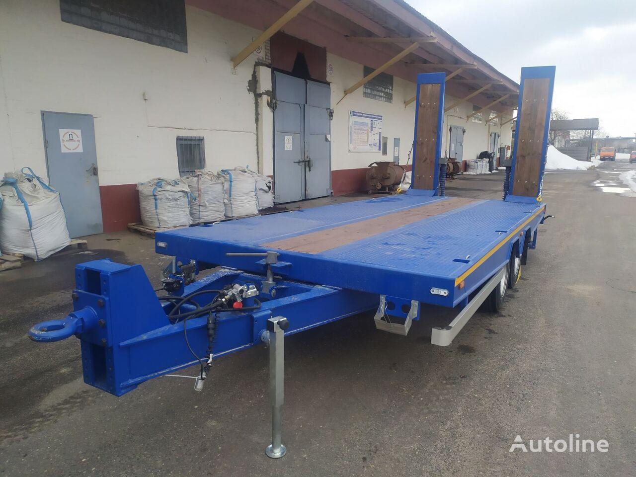 новый прицеп платформа АПС 852401