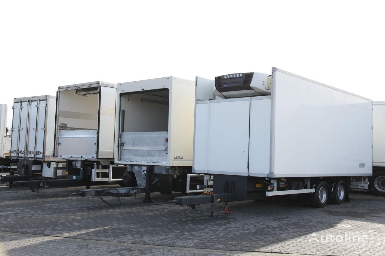 прицеп рефрижератор ROHR /ZASLAW / IGLOOCAR / refrigerator trailers 16-18 epal / low mile