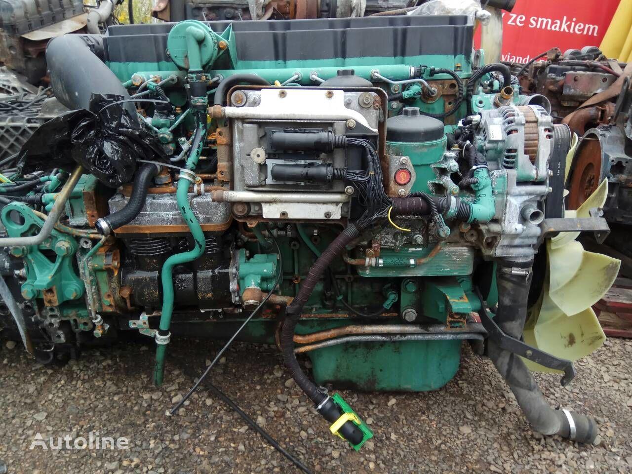 двигатель VOLVO D7E 240 E4 для грузовика VOLVO FL FE