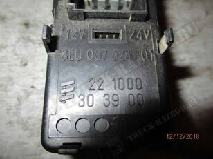 панель приборов таймер-комби с регулятором (8EU007628-01) для тягача DAF